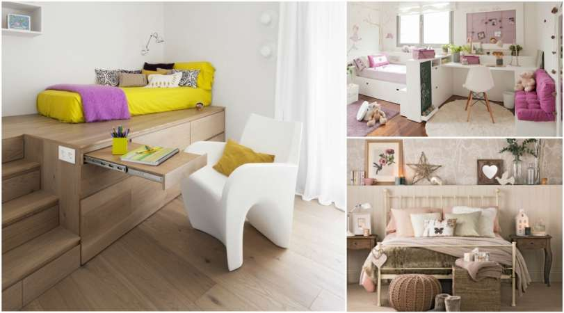 16 Creative Ideas for Decorating Teen Rooms | CreativeDesign ...