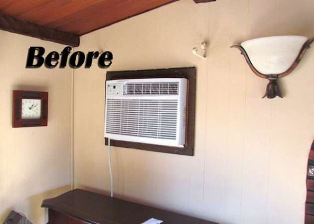 http://decorhacks.com/2012/04/chalkboard-ac-unit-cover/