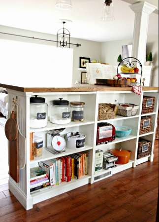 http://www.tidbitsandtwine.com/design-inspiration-freestanding-kitchen-islands/