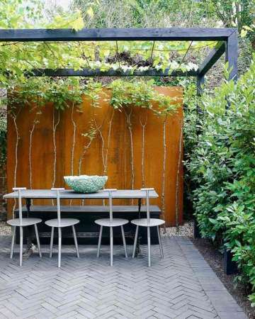 17 Awesome Outdoor Dining Spaces Ideas | CreativeDesign.tips ...