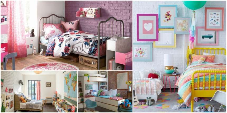 However, You Probably Did Not Consider Using This Décor Idea On Your Childrenu0027s  Bedroom. But You Can Take Advantage Of ...