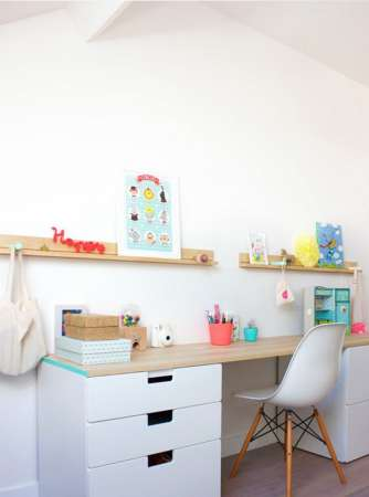 18 excellent ikea desk hacks you should try healthy mind - Bibliotheque bebe ikea ...
