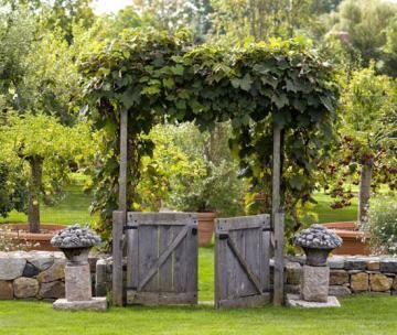 16 Wonderful Garden Gates Creativedesign Tips Part 2