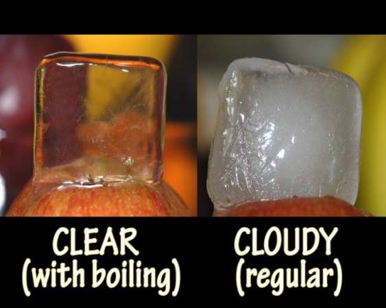 http://www.instructables.com/id/make-crystal-clear-ice!/