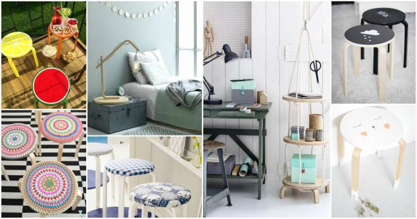 Frosta Krukje Ikea : 17 creative ikea frosta stool hacks for you creativedesign.tips