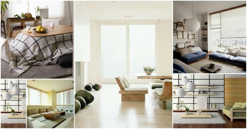 Wonderful Japanese Living Room Inspirations | CreativeDesign ...