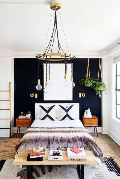 muhteşem yatak odası fikri