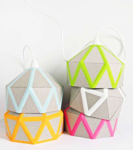 Diy Design Objects: 18 DIY Pendant Lights To Spruce Up Your Home