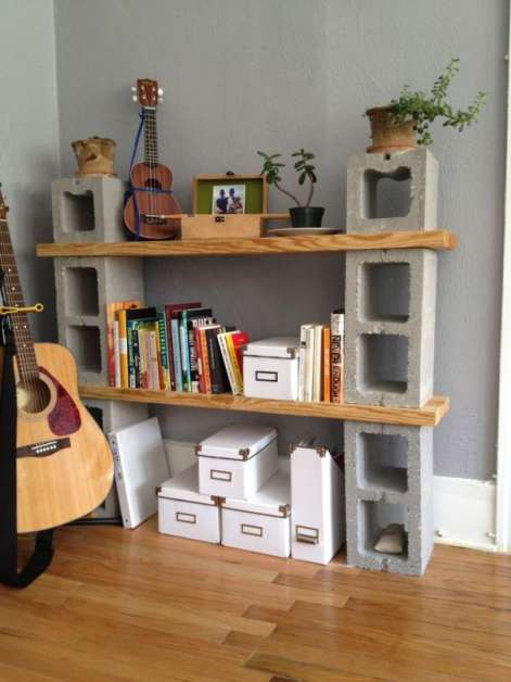 http://www.homedit.com/how-to-repurpose-concrete-blocks/
