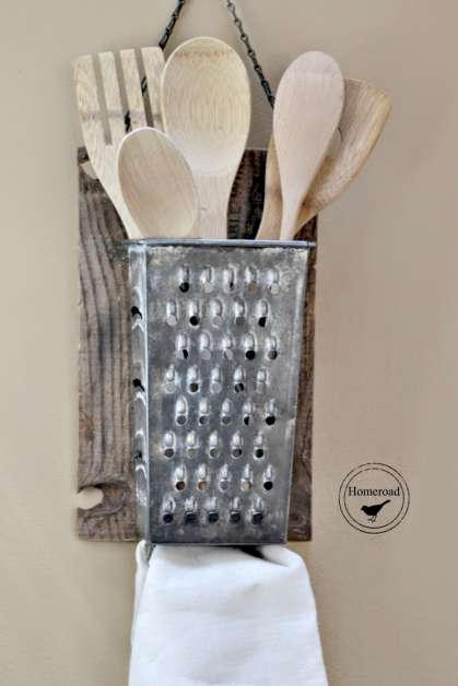 http://www.onecrazyhouse.com/15-easy-pretty-ways-organize-utensils/