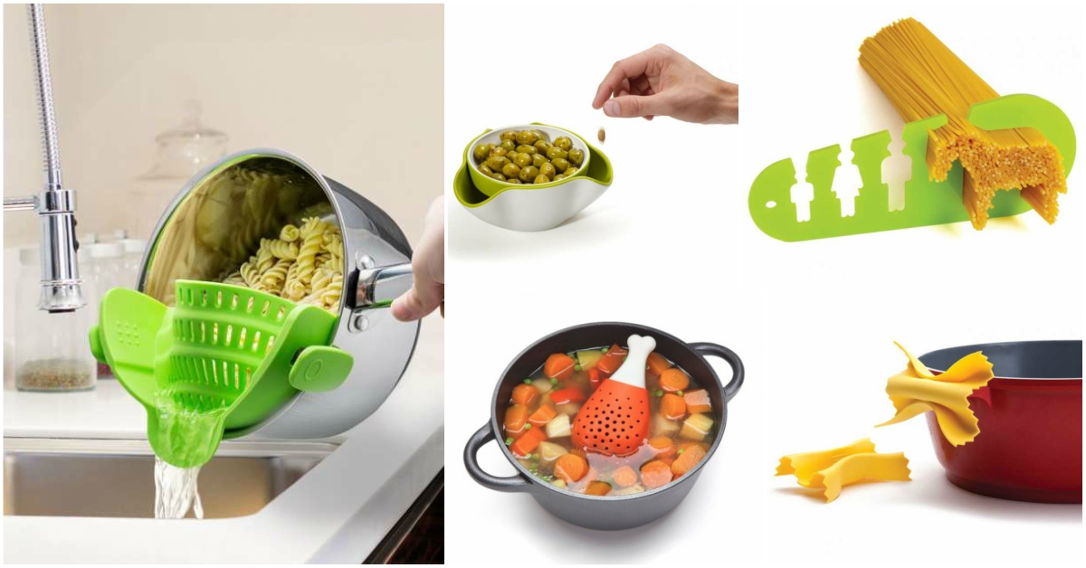 18 Seriously Smart Kitchen Tools You Need