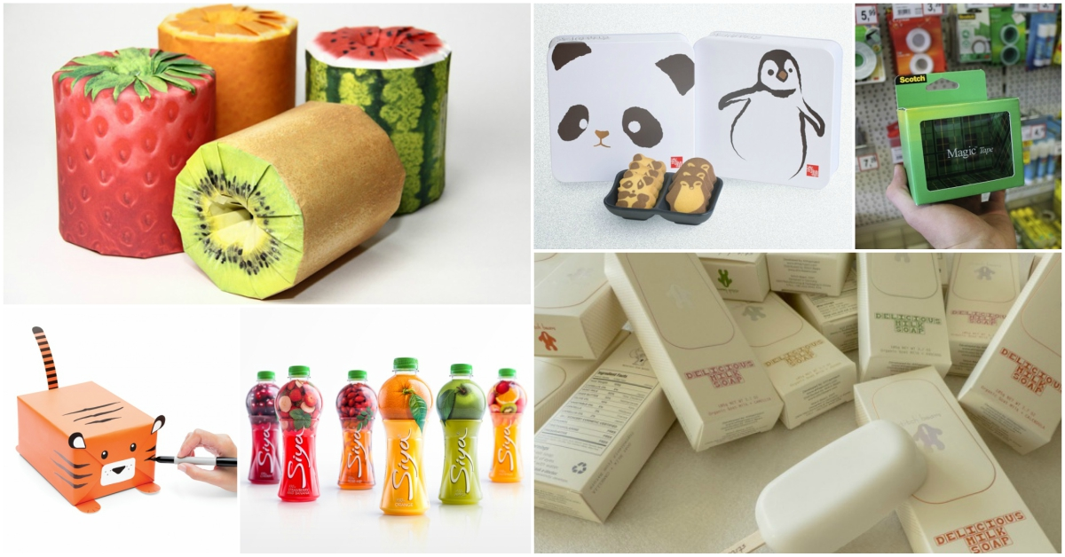 17 Amazing Packaging That Proves The Power of Creativity ...